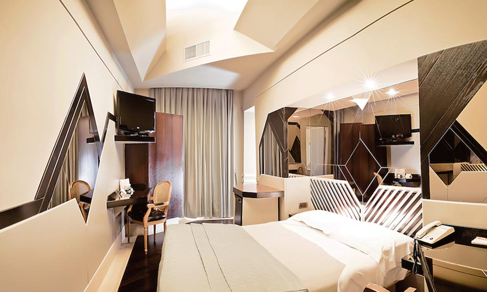 Isa design hotel roma hotel 4 stelle roma centro vaticano for Isa design hotel